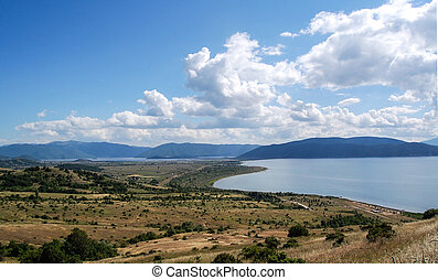 Lake Prespa, Macedonia - Picture of a Lake Prespa, Macedonia...