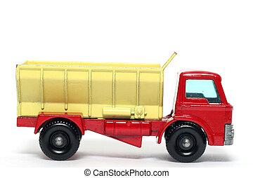 Grit Spreading Truck