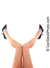 woman closed legs - picture of beautiful woman closed legs, ...