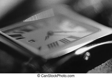 Close-up of a Wristwatch