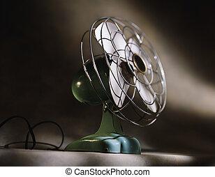 Electric fan - Picture of Electric fan