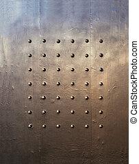 Square Rivet Pattern - Picture of Square Rivet Pattern