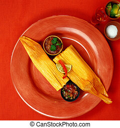 Tamales - Picture of Tamales