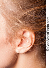 picture of the womens ear