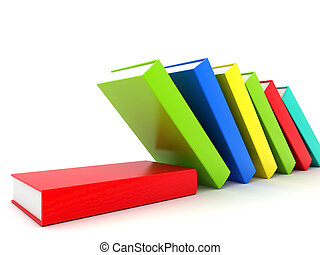 Picture pages, Books bindings and Literature
