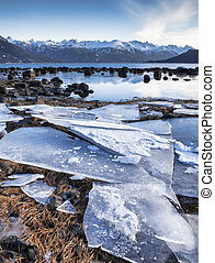 Picture Point Ice Sheets