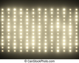 Photo presenting abstract sparkling background