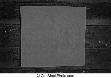 cloth on a background.