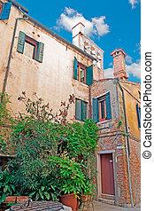 picturesque corner in Venice