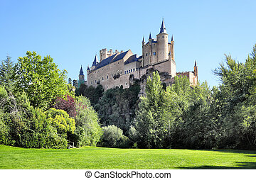 Castle of Segovia