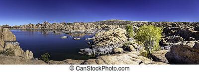 Picturesque Watson Lake near Prescott Arizona - Picturesque ...