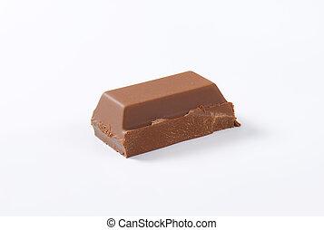 piece of chocolate