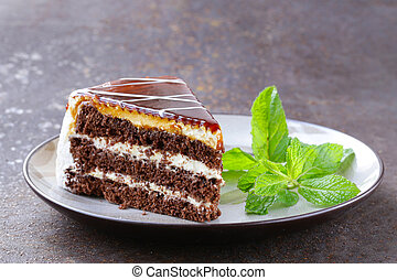 dessert festive cake