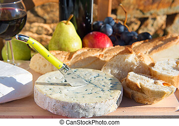 French blue cheese