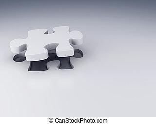 Piece of puzzle