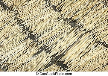 pieces of bamboo sticks