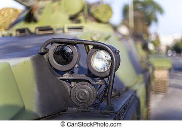 piechota, bojowy, pojazd