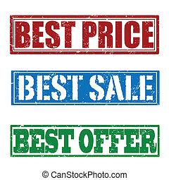 pieczęcie, cena, sprzedaż, najlepszy, oferta