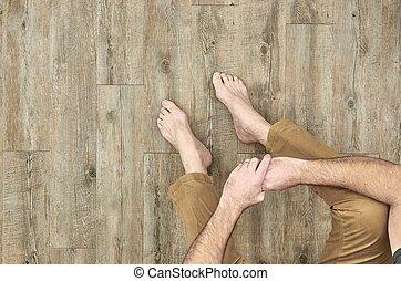 piedi, tuo