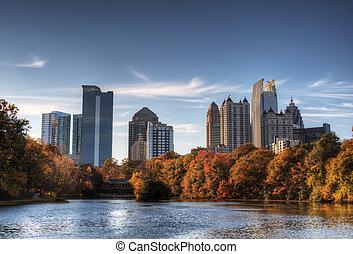piedmont,  Atlanta,  Park