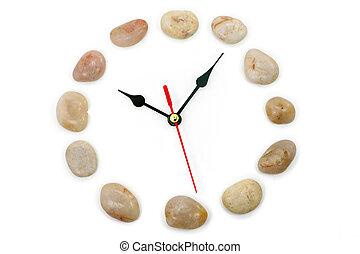 piedra, clockface