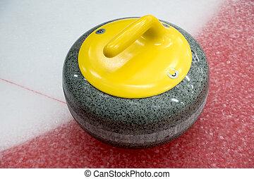 piedra, curling