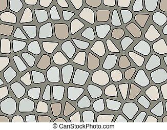 piedra, papel pintado, textura, vector, plano de fondo, ...