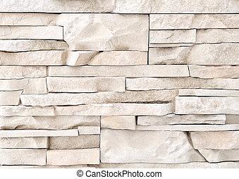 piedrade construcción, pared, material, decoración, exterior, interior, ladrillo, acabado