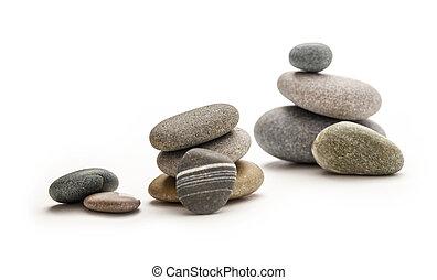 piedras, conjunto