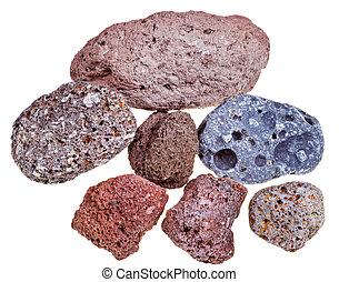 piedras, piedra pómez, poroso
