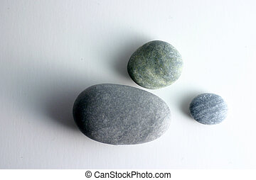 piedras, redondo