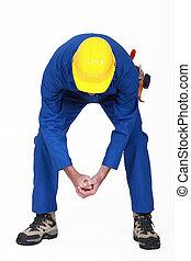 piegatura, lavoratore