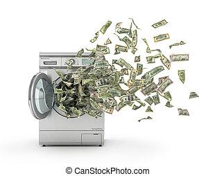 pieniądze pralnictwo, pojęcie