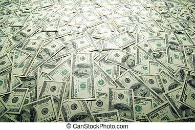 pieniądze, tło