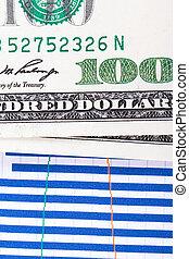 pieniądze, zasuńcie mapę morska, wykres