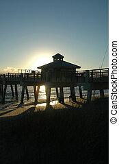 Pier Sunrise 2