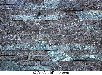 pierre bleue, travertin, mur, grès, texture, mrable