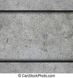 pierre, grunge, mur, matériel, texture, béton, ciment, fond, vieux, rugueux, blanc, sale