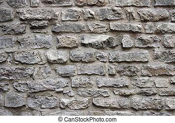 pierre, Italie, mur, modèle,  Florence, vieux