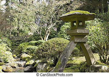 pagode lanterne jardin bronze japonaise francisco san image de stock recherchez. Black Bedroom Furniture Sets. Home Design Ideas