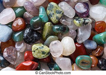 pierre, minéral, fond