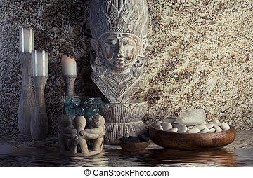 pierre, spa., masage