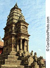 pierre, temple