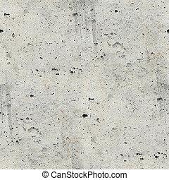 pierre, vieux, mur, matériel, seamless, texture, béton, ciment, fond, grunge, rugueux, blanc, sale