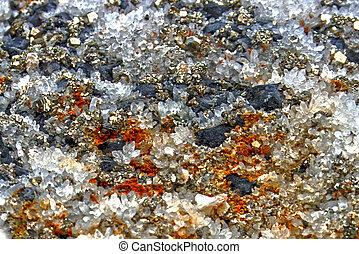 pierres, cristal, 3