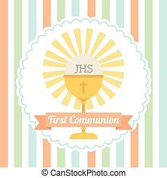 pierwszy, komunia