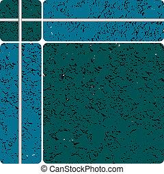 pietra blu, ceramica, tipo, tegole