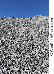 pietra, ghiaia, cava