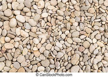 pietra, liscio, acqua, riva, beige, ciottolo, fiume