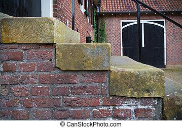 pietra, scale